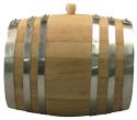Charred Oak Keg
