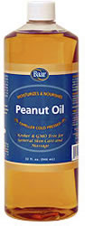Peanut Oil Rub for Arthritis