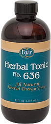 Herbal Tonic from Baar Products