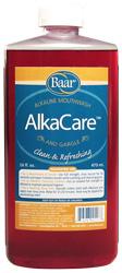 Alkacare alkaline cleansing solution