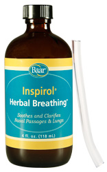 Breath Better with Edgar Cayce's Inspirol, Herbal Breathing