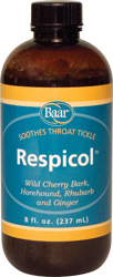 Edgar Cayce Cough Syrup - Respicol, 8 oz.