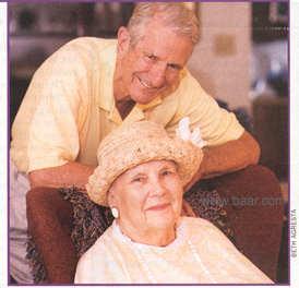 Ruth and Herbert Woodhead