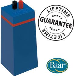 The Radiac has a Lifetime Guarantee