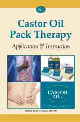 Castor Oil Pack Therapy Book