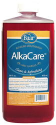 Alkacare alkaline cleansing solution