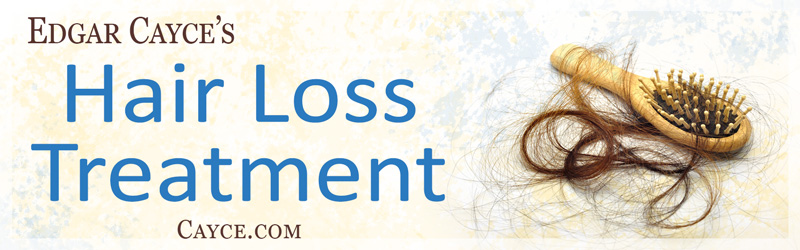 Hair Loss Treatment - Edgar Cayce Health Care