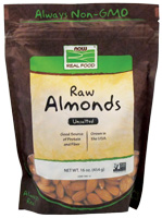 Almonds can be a part of the proper diet when suffering from heartburn, Acid Reflux and GERD.