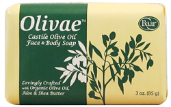 Olivae Castile Bar Soap