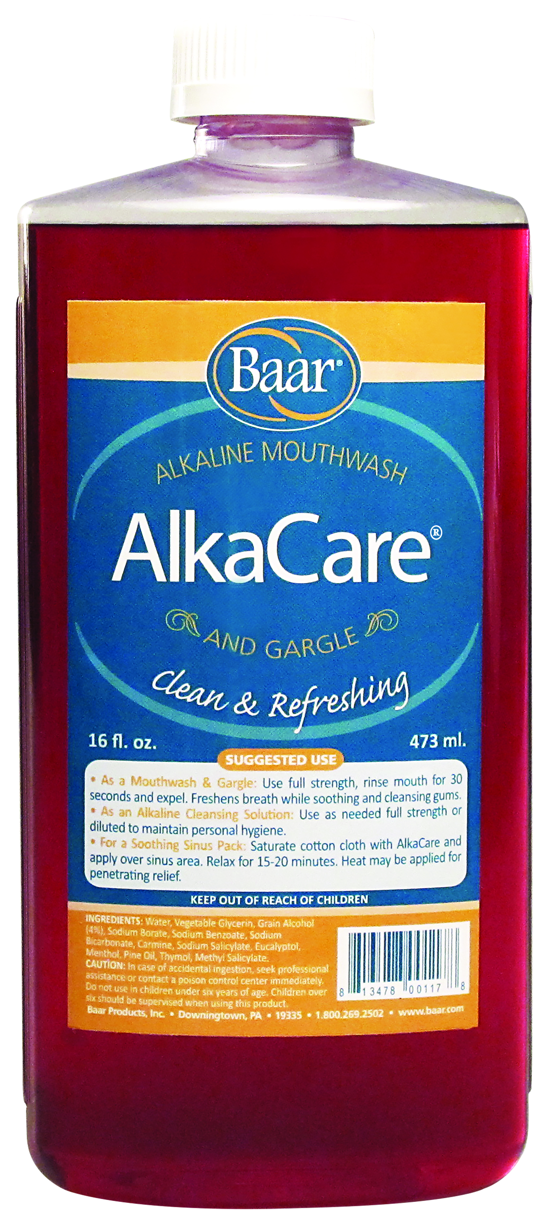 Alkacare for Men's and Women's Health